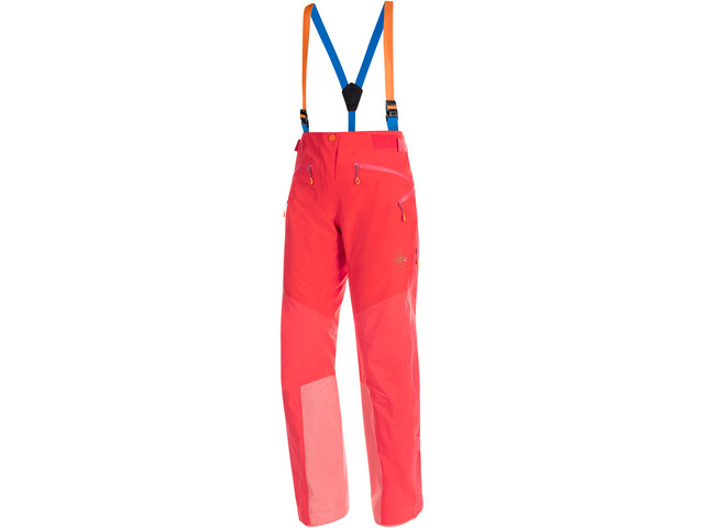 Mammut Nordwand Pro HS Broek Dames, sunset